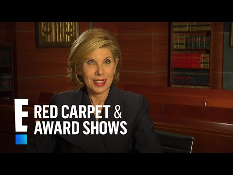 """Christine Baranski Is Back for """"The Good Fight""""   E! Live from the Red Carpet"""