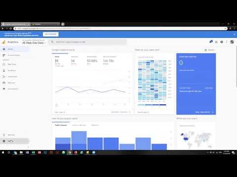Google Analytics Setup Shopify Tutorial thumbnail