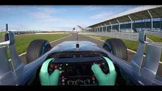 EXCLUSIVE!!! Onboard the 2016 Mercedes F1 Car + Live Commentar…