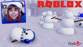 Roblox SNO DAY! SnowBall Fight!