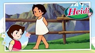 Heidi - episódio 2 - Avô choça
