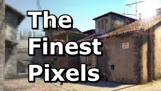 The Finest Pixels for CS:GO - Antialiasing
