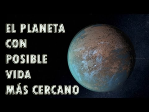 Descubren un Planeta Como la Tierra en Próxima Centauri