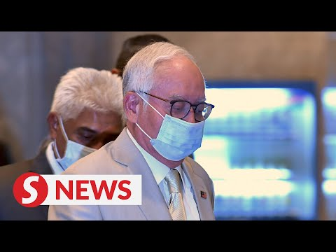 Najib 'abandoned' his
