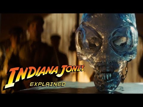 The REAL History of the Crystal Skull - Indiana Jones Explained