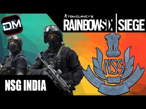 NEW OPERATOR IDEAS INDIAN NSG! | Rainbow Six Siege New Operator Ideas