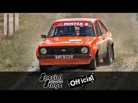 2016 British Historic Rally Championship Round 3 - Pirelli Historic