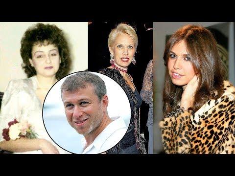 Смотреть ТРИ ЖЕНЫ миллиардера Романа Абрамовича 💲 онлайн