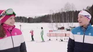Visit Jyväskylä haastaa matkailijat ja seudun omat asukkaat liikkumaan Jyväskylän tunnetuissa ja arvostetuissa liikunta- ja virkistyskohteissa. Tyyli on vapaa ja hengästyminen sallittua :) Suorita haaste omalla tyylilläsi ja valitsemallasi porukalla, ota suorituksesta kuva tai videopätkä, lataa se Instagramiin hashtagilla #jklmoving ja osallistut kilpailuun. Instagram-tilin asetuksien tulee olla julkinen, jotta kuva näkyy kaikille käyttäjille.   Kilpailu on käynnissä aina marraskuun 2017 loppuun saakka. Haaste on heitetty! #jklmoving http://visitjyvaskyla.fi/liikkeessa  Ski Jyväskylän Ida Meriläinen ja Wilhelm Stenbacka esittelevät Visit Jyväskylän toisen talven liikuntahaasteen Hankasalmen Häkärinteiltä.