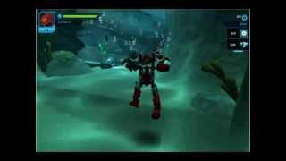 Hero Factory Breakout Gameplay - Planet Scylla
