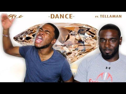 HE'S SO IGNORANT!! SMH | Nasty C - Dance (Ft. Tellaman) [Prod. Nasty C] | Reaction