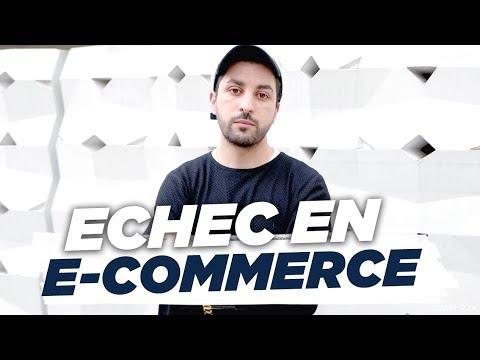 Pourquoi 99% de gens échouent en E-commerce