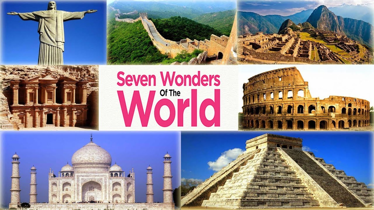 what are the seven new wonders of the world