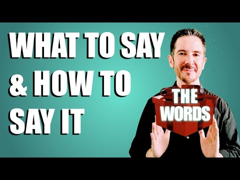 How To Deal With Difficult People   Scripts For Crucial Conversations: Communication Skills Videos