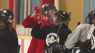 Young, female athletes tell us why they play
