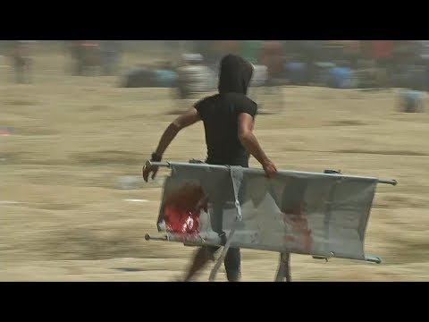Gaza: Over 100 Palestinians Fatally Shot by Israeli Forces