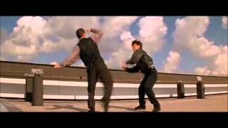 Jackie Chan's Who Am I? Rooftop Scene