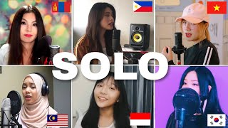 Who Sang It Better Jennie Solo south korea, mongolia,vietnam,Malaysia,indo.mp3