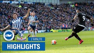 PALACE BEAT RIVALS | Brighton 0-1 Crystal Palace