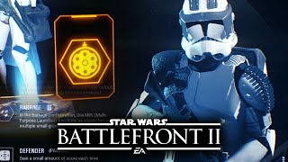 Star Wars Battlefront 2 - FIRST LOOK! Legendary Cards and Star Card Customization! New Gameplay!