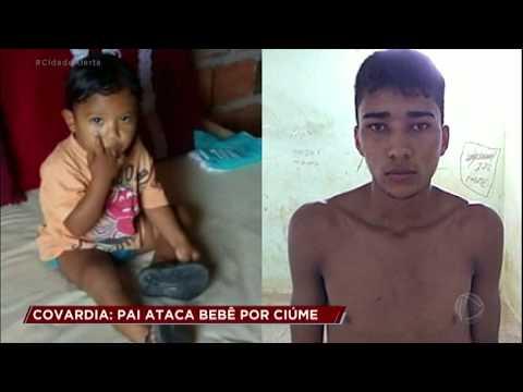 Pai mata filho de um ano por ciúmes