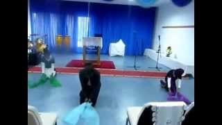 Let Your Living Waters   Hlengiwe Mhlaba Worship Dance by Supreme Singers   YouTube