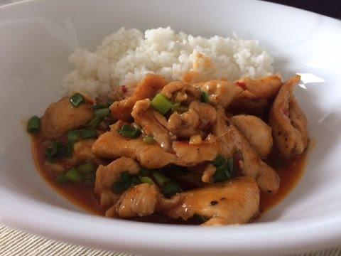 Kuchnia Chińska Pomarańczowy Kurczak