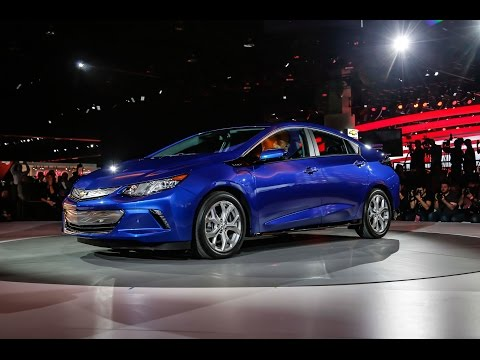 2016 Chevrolet Volt Hatchback