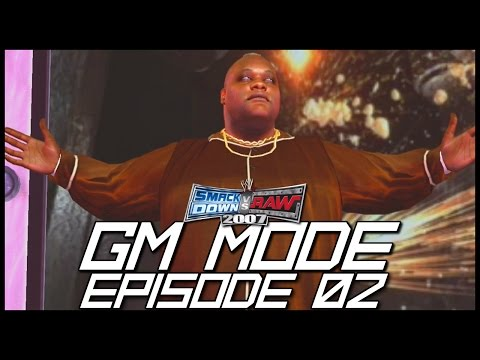 SvR 2007 | GM Mode - 'THE CENA CONSPIRACY!?' | #02