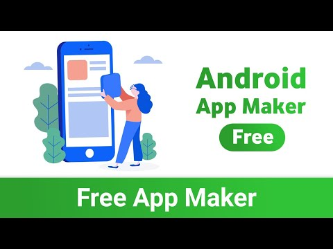 Free App Maker For Android - Website To Android App Free - Hindi
