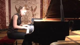 Frédéric Chopin, Scherzo No. 2 op. 31 B flat minor - Evgenia Fölsche