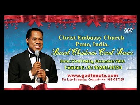 Christ Embassy Church Pune, India. 23/12/16