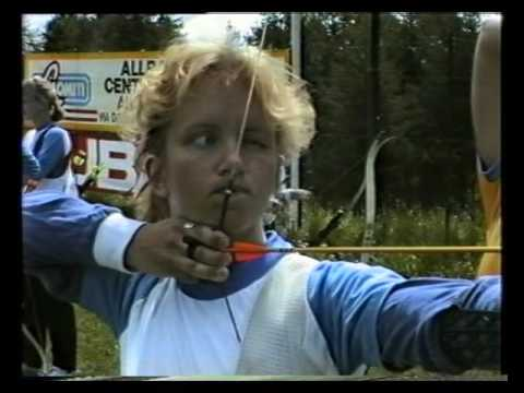 11th World & 10th European FIELD Archery Championships 1988, Bolzano  ITALY   PART 1