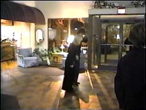 Susan Gordon & Jo Ann Pflug Dancing  2002