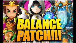 SUMMONERS WAR : Balance Patch is Coming!!!