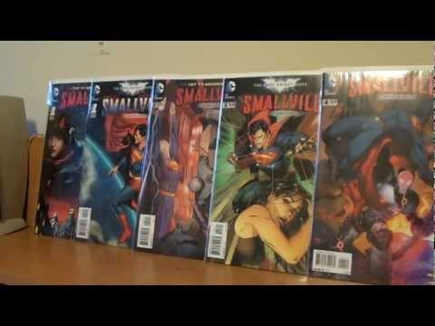 "Smallville Season 11 Comics Arc #2 (""Detective"")"