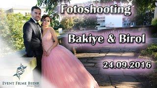 Fotoshooting Bakiye & Birol 24.09.2016