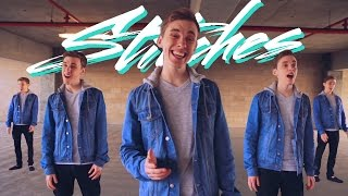 Stitches - Shawn Mendes (Jon Cozart Cover)
