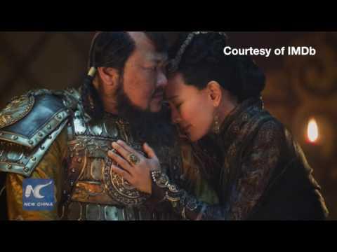 """Empress Chabi""Joan Chen talks about Marco Polo Season 2 陈冲谈《马可波罗》第二季"