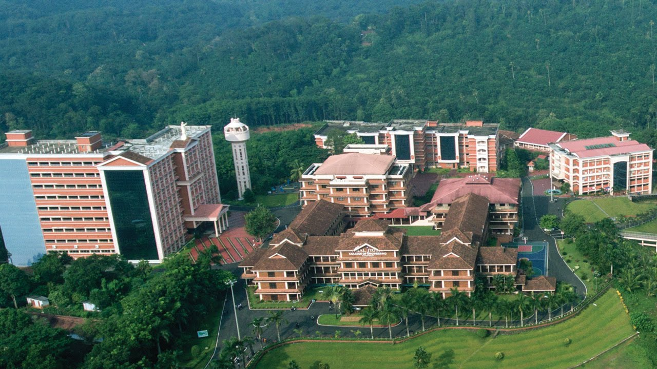 Amal Jyothi College of Engineering | FIRST ENGINEERING