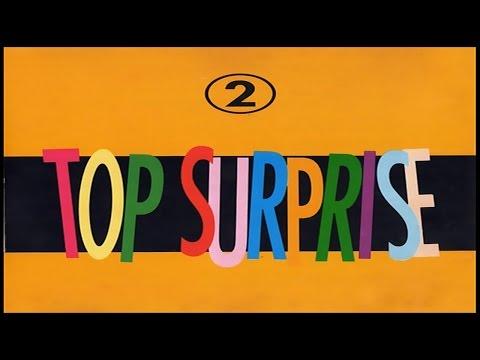 TOP Surprise 2 - Som Livre [1995] - (CD/Compilation)