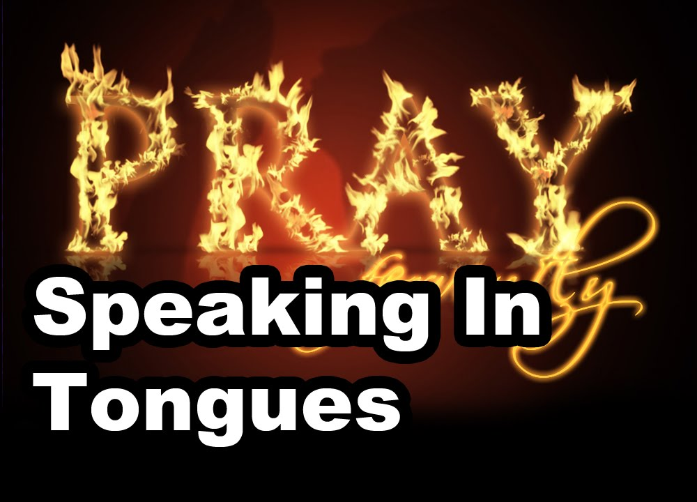 Is Speaking In Tongues Real (Gift of Tongues) - YouTube