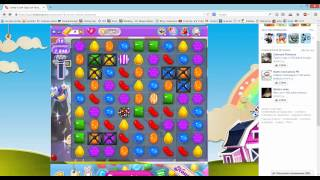 Candy crush saga   Mondes des songes   level 47 By Yoda