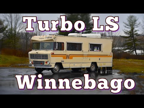 1976 Winnebago Chieftain Turbo LS: Regular Car Reviews