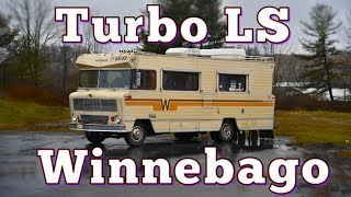 1976 Winnebago Chieftain Turbo LS: Regular Car Reviews