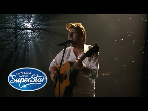 "DSDS 2019 | Nick Ferretti Mit ""Thinking Out Loud"" Von Ed Sheeran"