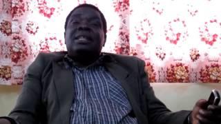 Treffpunkt Malawi 2013 - Gbc Gondwe, Vice Chairman St. Michael´s Sdc, Ekwendeni, Malawi