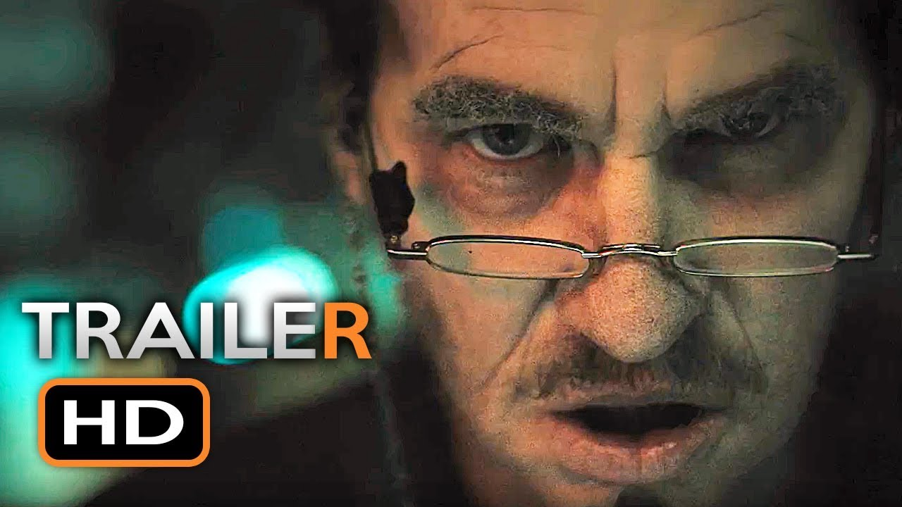 the super official trailer  2018  val kilmer thriller
