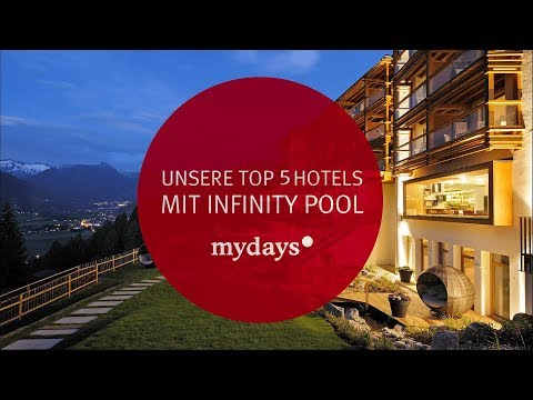 Unsere Top 5 Hotels mit Infinity Pool | mydays.de