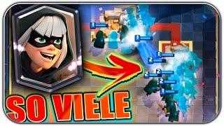 BANDITIN WELTREKORD VERSUCH | Clash Royale Let's Play | Deutsch German